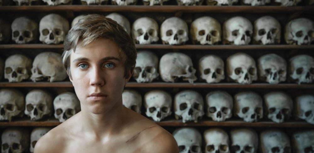 Ossuary Hythe Kent
