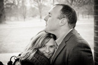 Engagement Portrait Oxford
