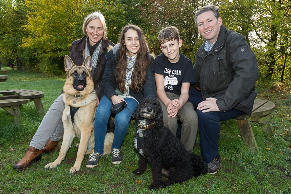 Family Portrait Photography Sevenoaks Kent