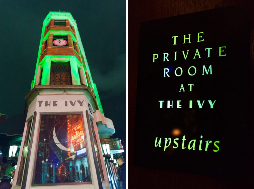 Private Party at The Ivy